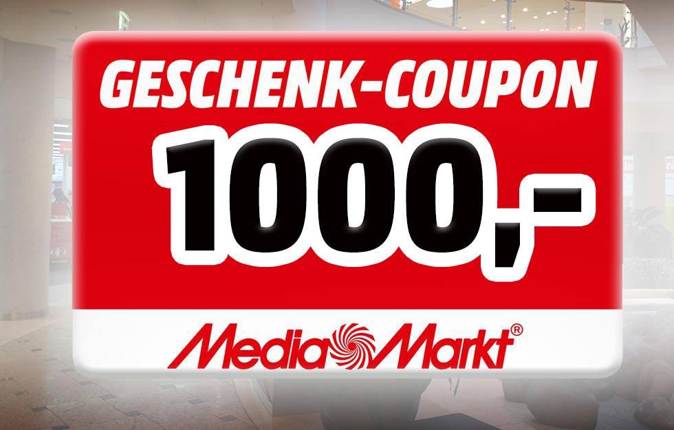 1000€ Geschenk-Coupon bei Abschluss eines Telekom-Smartphone-Vertrages Magenta Mobil M EU mit Smartphone