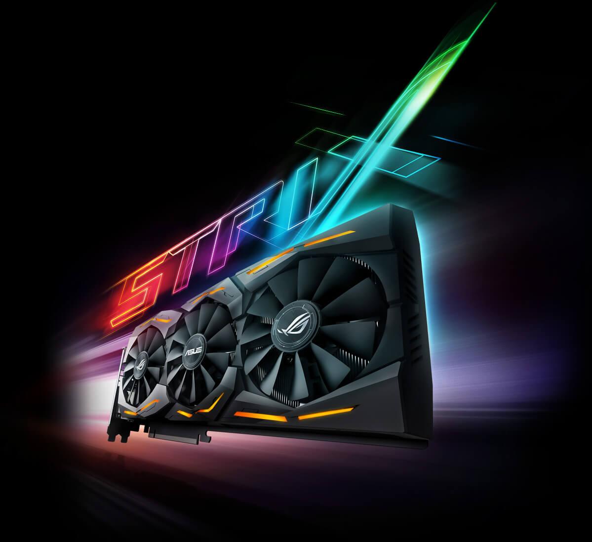 ASUS ROG Strix GeForce GTX 1080 Advanced, 8GB GDDR5X, DVI, 2x HDMI, 2x DisplayPort
