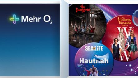 2 für 1 Gutschein für Madame Tussauds, The Dungeons oder Sealife