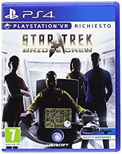 Star Trek: Bridge Crew (PS4 VR) für 18,42€ (Amazon.it)