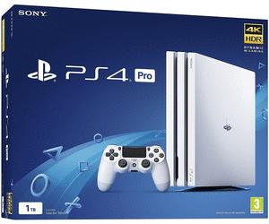 PlayStation 4 Pro in Weiß für 288,99€ @ Redcoon und eBay