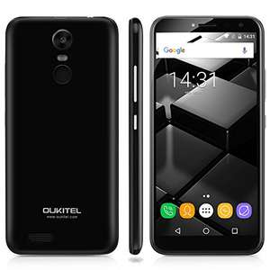 "[Amazon Prime] Oukitel C8 3G (5,5""/2GB/16GB/13MP/Dualsim/Android 7.0) für 49,99€ an der Kasse"