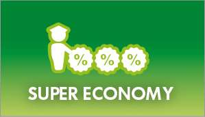 30 % Rabatt bei trenitalia auf Super Economy Tickets