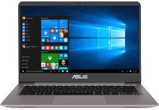 Asus Zenbook UX3410UQ-GV132T (14 Zoll FHD) i7-7500U, 8GB RAM, 512GB SSD, NVIDIA GeForce 940MX, Win 10 Home, grau