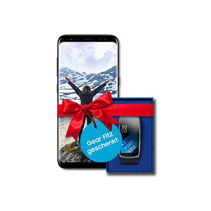 Samsung Gear Fit2 geschenkt zu einem Samsung S8, S8+ oder Note8