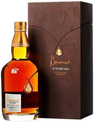 Benromach 35 Jahre Heritage Collection - Single Malt Whisky - Gordon & McPhail