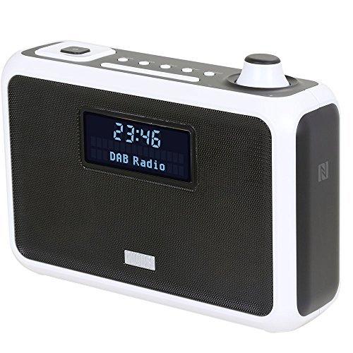 August MB400 - DAB Radio und Bluetooth Lautsprecher 30% Rabatt nur 38,47€