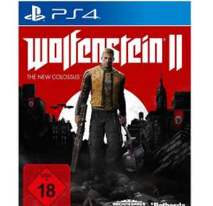 Wolfenstein 2: The New Colossus PS4 (PSN Store)