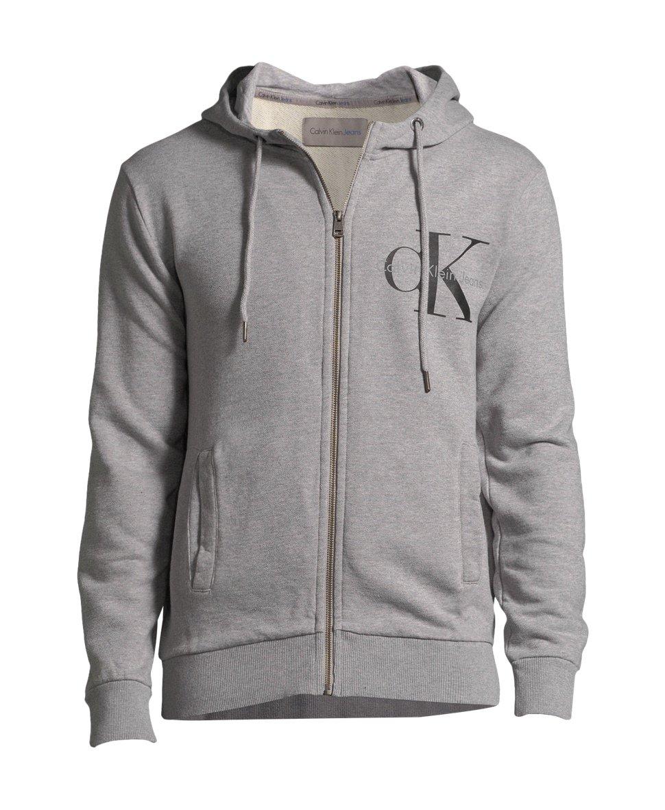 Calvin Klein Jeans Sweatjacke S - XXL für 35,91€ statt 119,00€ [@BestSecret] [@Adventskalendar]