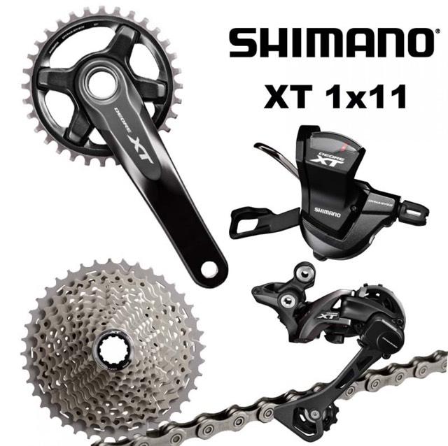 Chainreactioncycles.com Shimano XT Antrieb Schaltgruppe 1 x 11-fach