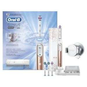 oral b genius 9000w rosegold 134 91 80 eur cashback 54 91. Black Bedroom Furniture Sets. Home Design Ideas