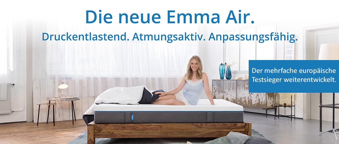 Emma Matratze bei Concord 15% billiger als bei Emma direkt!