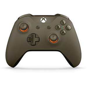 Xbox One Wireless Controller SE Olivgrün mit Bluetooth [Amazon Prime]