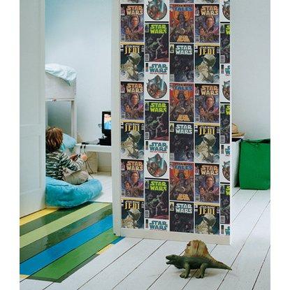 Graham & Brown Papiertapete Star Wars Poster Mehrfarbig, bei Obi