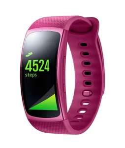 [Allyouneed] Samsung Gear Fit 2 Pink L