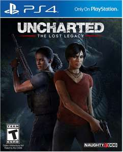 Uncharted: The Lost Legacy (US-Download) (PS4) für 10,82€ (CDKeys)