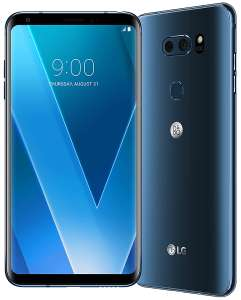 "[Amazon.it] LG V30 H930 Maroccan Blue oder Cloud Silver (Blau) (6"", 2880x1440, 64GB, 4GB Ram, HDR 10, 16.0MP, Dual-Kamera, Weitwinkel, 3.5mm Klinke, Bluetooth 5, mircoSD) nur Kreditkarte"