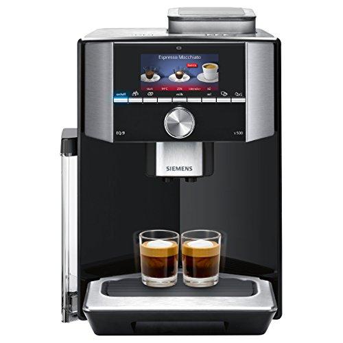 [Amazon] Siemens Espressomaschine Kaffeevollautomat EQ.9 S500 TI915539DE