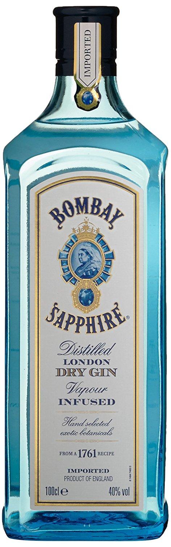 Bombay Sapphire, Tanqueray und weitere Gin-Sorten im Amazon Tagesangebot