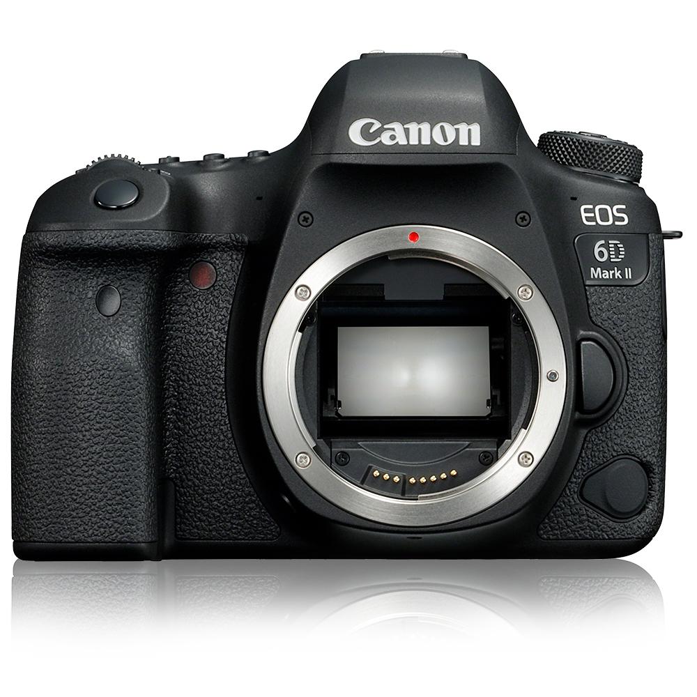 [AC Foto] Canon EOS 6D Mark II Vollformatspiegelreflexkamera für 1.675 €