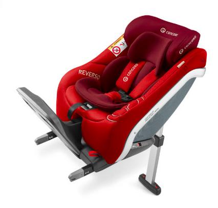 Kindersitz (Reboarder) Concord Reverso Plus, bis zu einer Größe von 105cm nutzbar (ca. 4 Jahre)