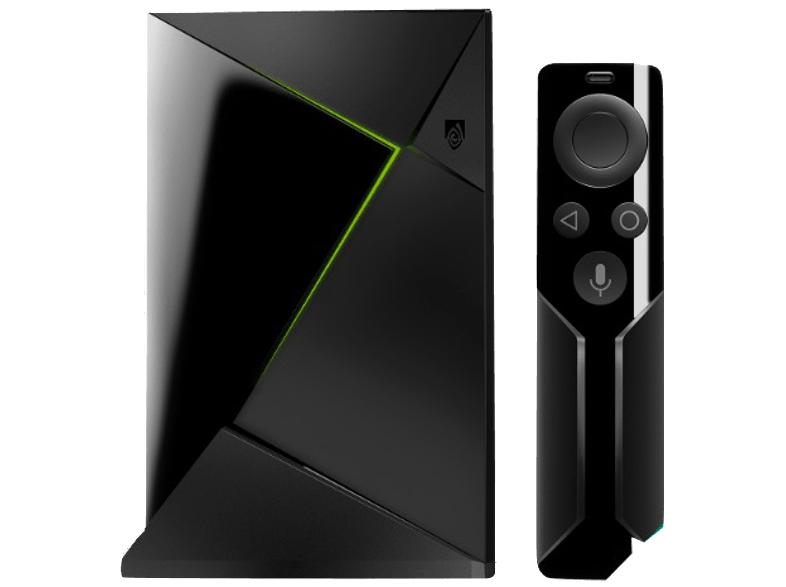 NVIDIA SHIELD mit 16 GB und Fernbedienung inkl. 3 Monate Zattoo bei Media Markt  / 159,00 bei Amazon ohne Zattoo