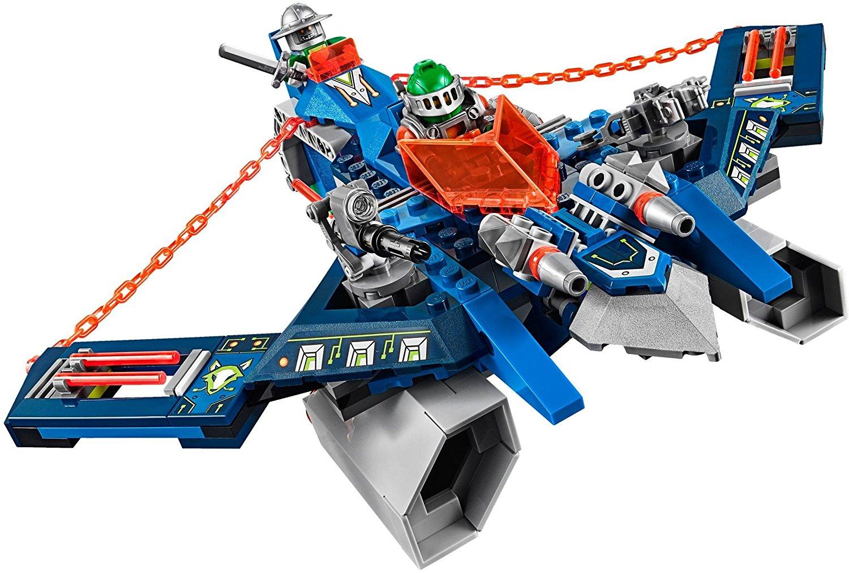 [Thalia.at] - Lego Nexo Knights Aarons Aero-Flieger V2 (70320)