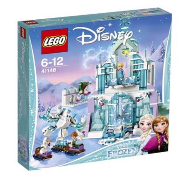 [Duo-Shop] LEGO Disney Princess - Elas magischer Eispalast