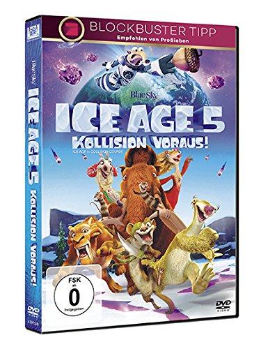 ICE AGE 5 DVD oder Blu Ray mit 20% Rabatt