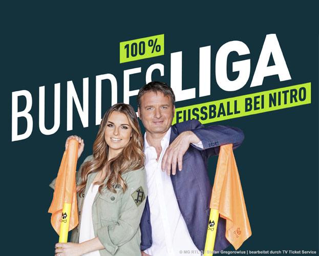 """Gratis Tickets für """"100% Bundesliga - Fussball bei Nitro"""" in Köln"""