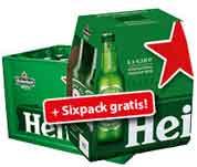 [Logo Bundesweit] Heineken 20x0,4l + Gratis 6x0,33l