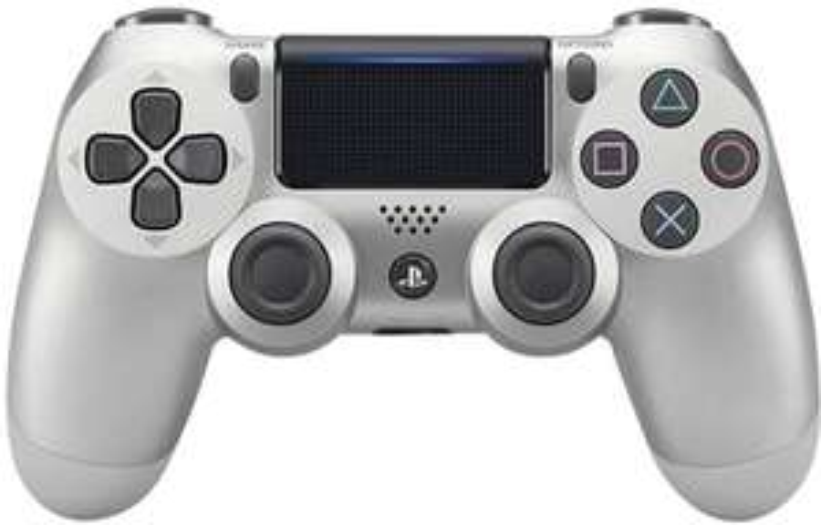 Sony Dualshock 4 V2 Controller silber für 45,69€ (Digitalo)