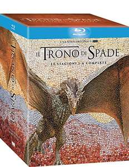 Game of Thrones Staffel 1-6  Blu-ray Amazon.it