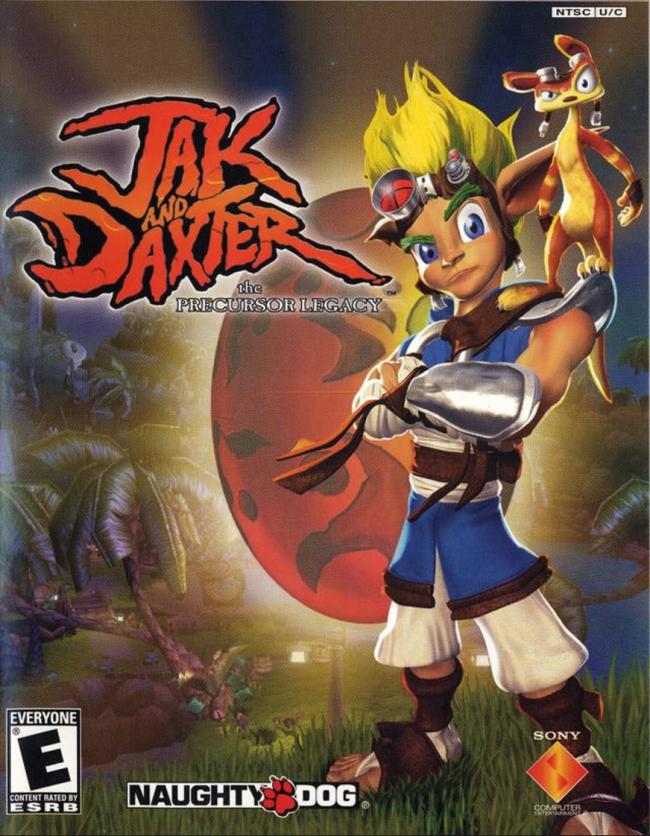 Jak and Daxter: The Precursor Legacy (UK-Download) (PS4) für 2,37€ (CDKeys)