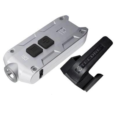 Gearbest: Nitecore TIP Keychain Light CREE XP-G2 360Lumen / NICHIA 219B 220Lumen