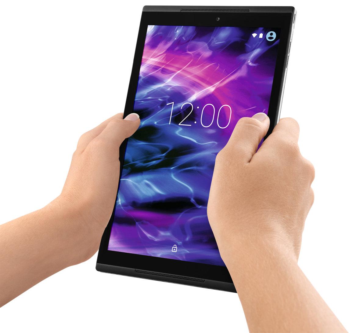 MEDION, 25,7cm/10,1 Tablet LIFETAB S10351 schwarz, HD-Display, 16 GB Speicher, LTE, Android 5.0, Schwarz + 10€ Startguthaben Aldi Talk [Alditalk/Medion]