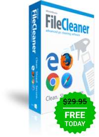 FileCleaner Pro 4.7.0 gratis statt 29,95 $