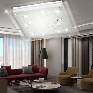 WOFI LED-Deckenleuchte mit 15 Watt und (warmweiß) für 19,90€