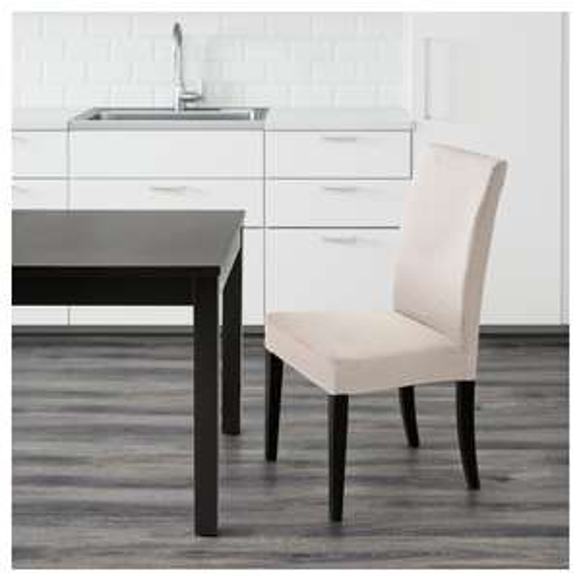 Ikea: Stuhl Henriksdal für 45€ statt 59€ für Ikea Family Mitglieder