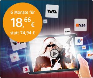 Save.TV 6 Monate für 18,66 € plus 1500 Web.Cent bzw. 3000 mit Premium [Web.de & gmx.de]