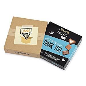 [Amazon] Danke, lieber Nachbar - gratis Schokolade für die ersten 13.300 Besteller am Di. 12.12. ab 10 Uhr