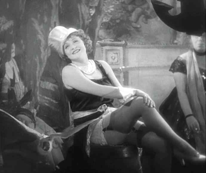 [arte-Mediathek] Der blaue Engel mit Marlene Dietrich und Emil Jannings, UFA-Klassiker von 1930