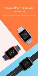Amazfit Bip Smartwatch (Global Version) für 51€