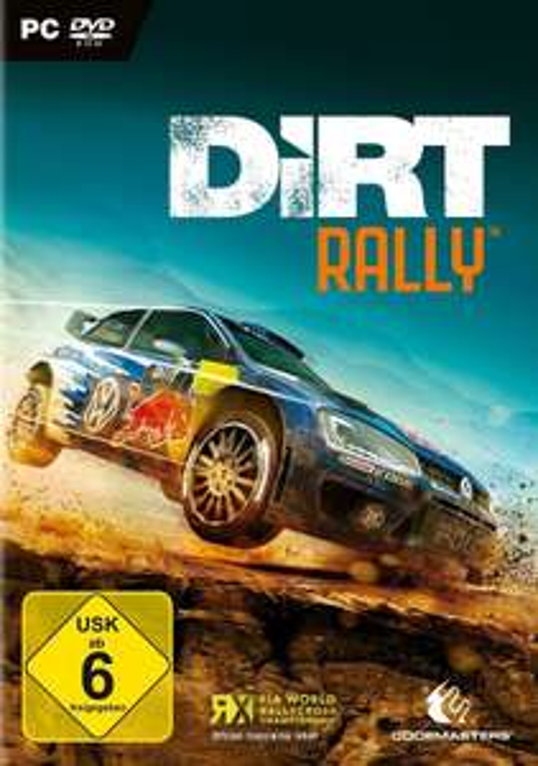 DiRT Rally PC Steam-Key