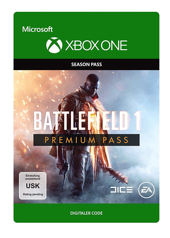 Battlefield 1 - Premium Pass (Xbox One) für 15€ (Xbox Store DE)