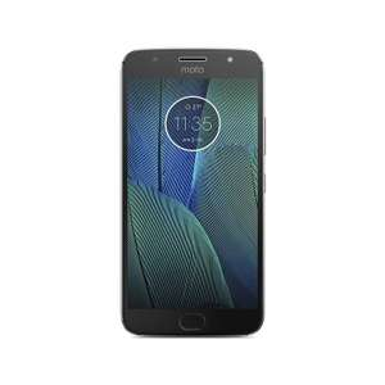 [Amazon IT] Motorola Moto G5s Plus Smartphone 13,97 cm (5,5 Zoll), (13MP Kamera, 3GB RAM/32GB, Android) lunar grau
