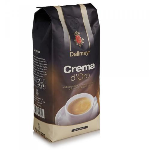 [Lidl Super Samstag (18.08.)] Dallmayr Ganze Bohnen 1 kg (Crema d'Oro, Crema d'Oro Intensa, Espresso)