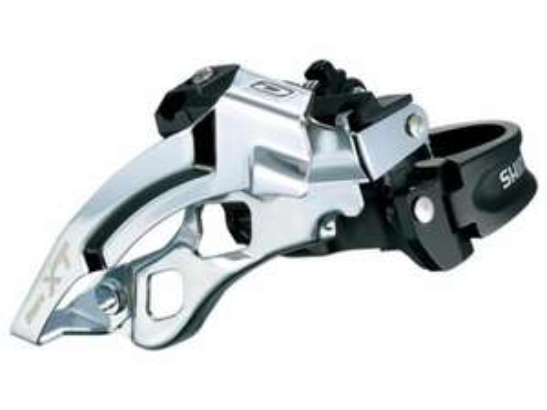Shimano XT FD-M770-10 (10-fach, Top und Down Swing) Umwerfer