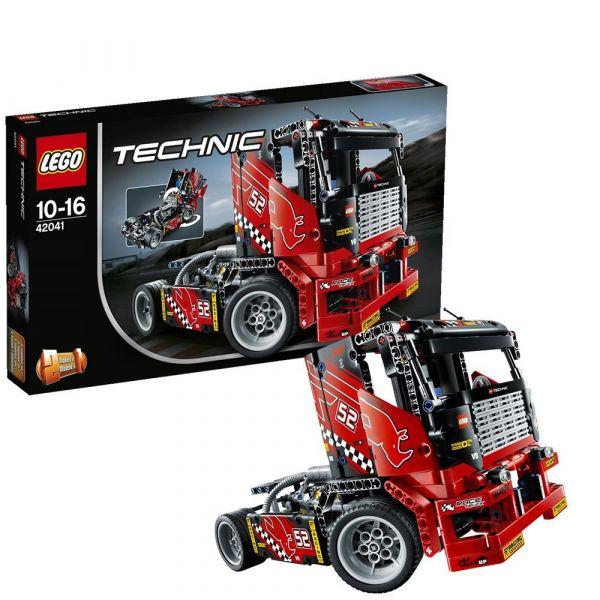 LEGO Technic 42041 - Renn-Truck 2 in 1 Modelle