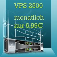 [NetCup Adventskalender] VPS 2500 für 6,99€/Monat